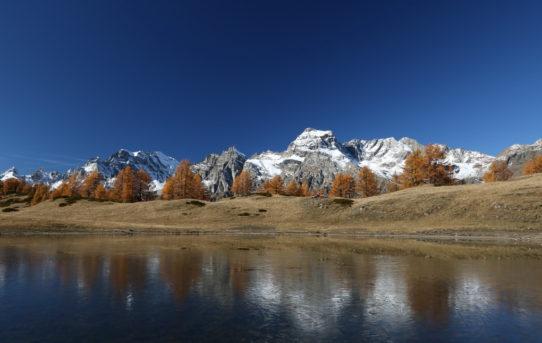 Lago di Dèvero (1'856 m) + Laghi di Sangiatto (2'034 m)