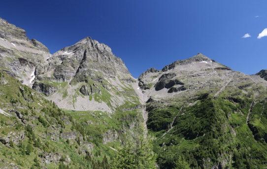 Laghetto del Campedell (2'415 m) + Capanna Cava (2'066 m)