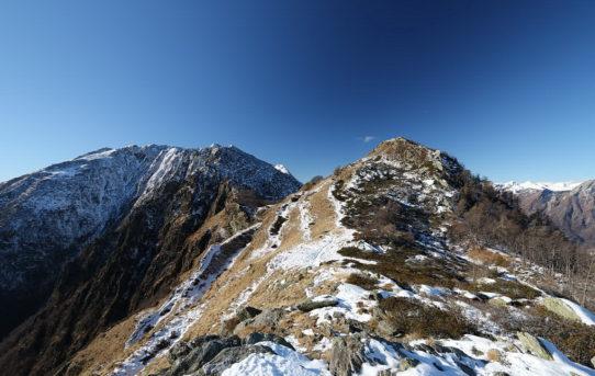 Pizzo Leone (1'659m) + Corona dei Pinci (1'294m)