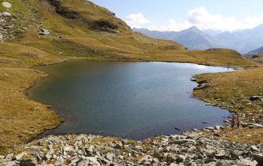 Passo de Balniscio + Laghetto del Mot + Lago Grande