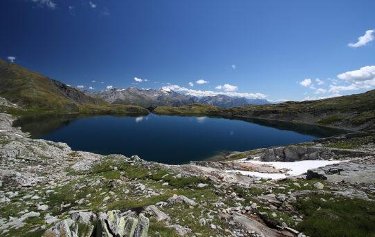Cima di Garina + Lago Retico + Capanna Bovarina