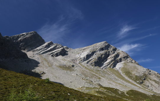 Alta Burasca (2'634 m)
