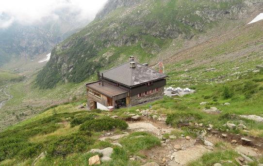 Capanna Campo Tencia (2'140 m) + Lago di Morghirolo (2'264 m)