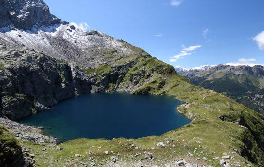 Lago Superiore (2'254 m)