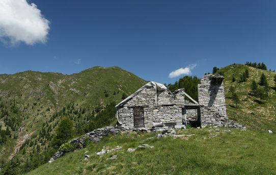 Madone (2'018 m)