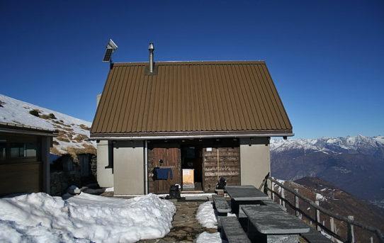 Capanna al Legn (1'785 m)