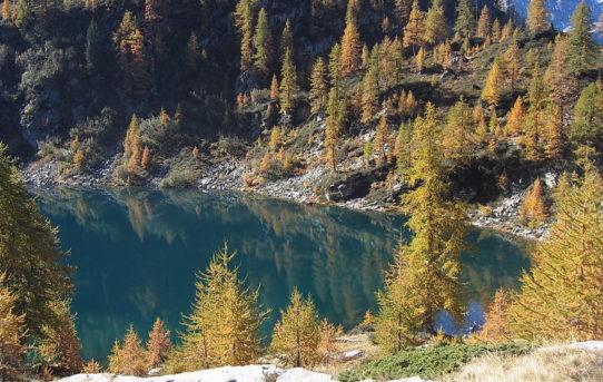 Lago di Sfii (1'909 m) + Cima del Lago (2'170 m)