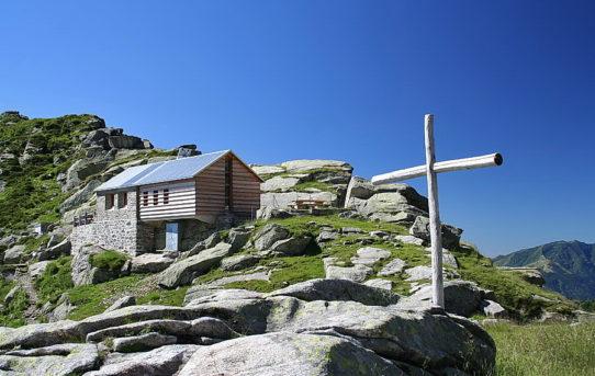 Capanna Albagno + Gaggio + Cima dell'Uomo + Capanna Alpe Lèis