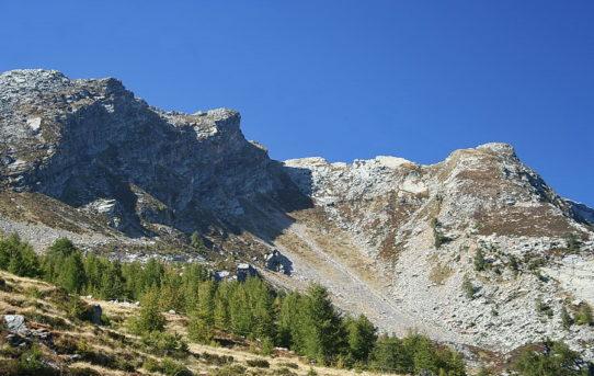 Piz Magn - cima sud (2'329 m)