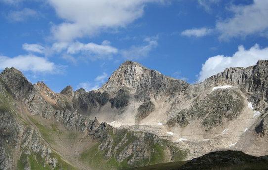 Pizzo Cavagnöö (2'836 m)