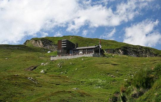 Pizzo Corói (2'785 m) + Capanna Motterascio-Michela (2'193 m)
