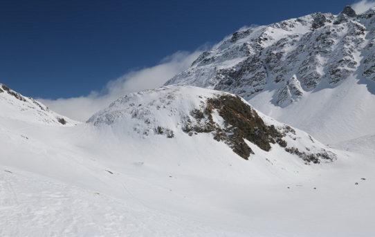 Motta de Caslasc (2'300m)