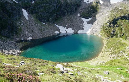 Cap. Alpe di Cava + Rif. Alpe di Lago + Lago della Froda + Rif. Alpe di Dros + Rif. Alpe di Chierisgeu