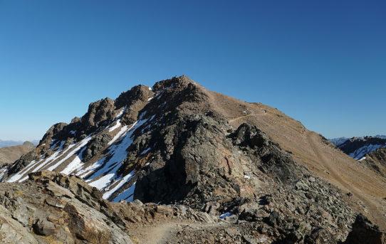 Parpaner Rothorn (2'899 m)