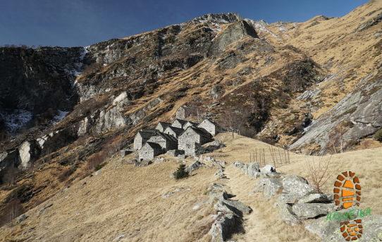 Monte del Corgel (1'313 m)