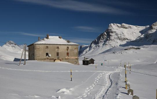 Passo del S. Bernardino (2'069 m)