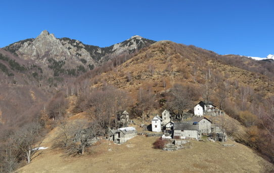 Monti Velloni (1'020 m)