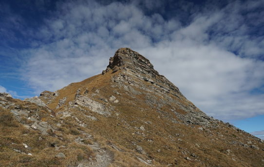 Piz Scalottas (2'325 m) + Piz Danis (2'497 m) - Stätzer Horn (2'575 m)
