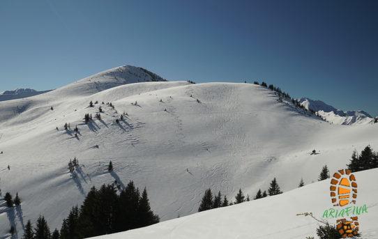 Wannenspitz (1'970 m) + Fadeuer (2'058 m)