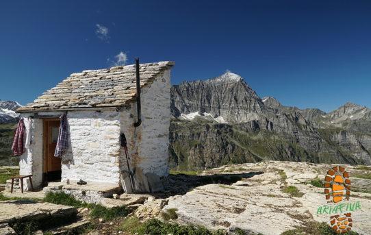 Monte Téggiolo (2'385 m)