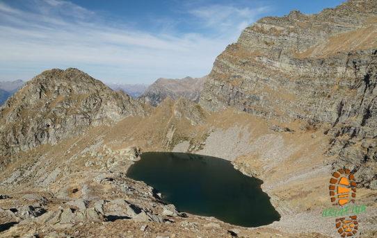 Capanna Brogoldone + Piz de Molinera + Lago di Canee